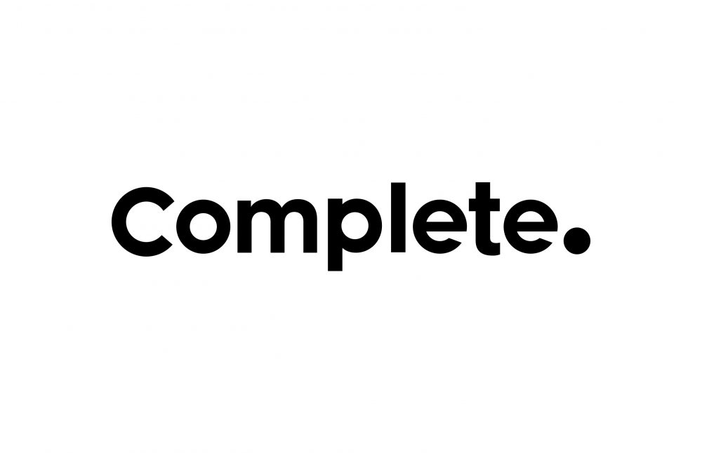 Complete-ly rebranded.